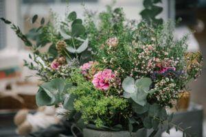Floristry at Cedar Farm