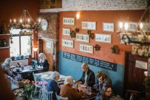 Coffee Shop at Cedar Farm